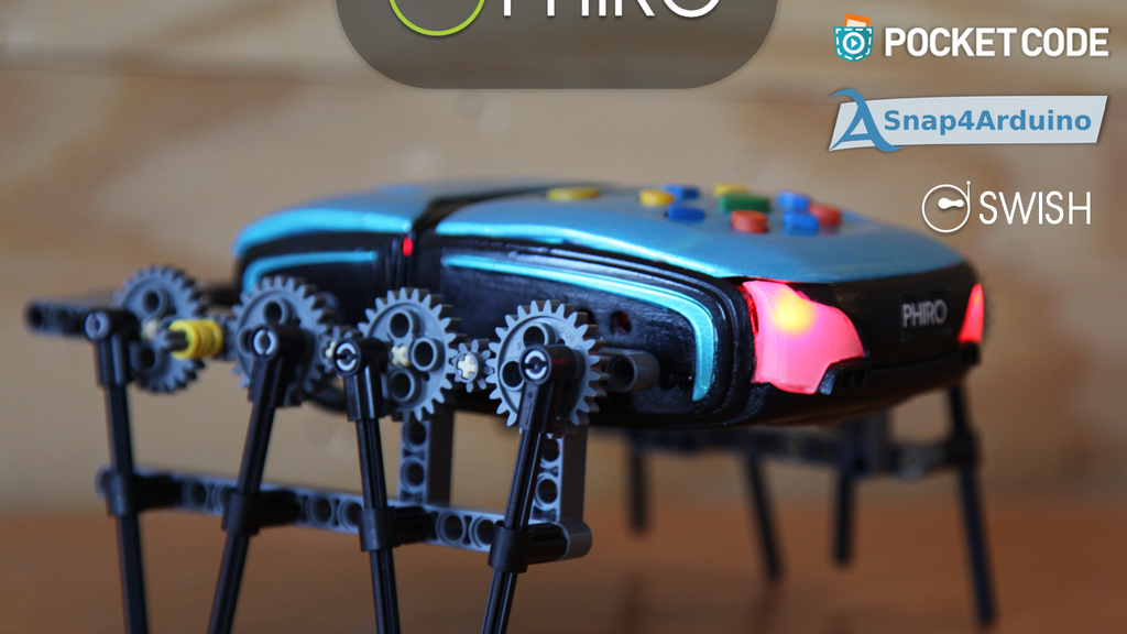 PHIRO: A Smart Robot For Kids - Learn To Code In 5 Ways project video thumbnail