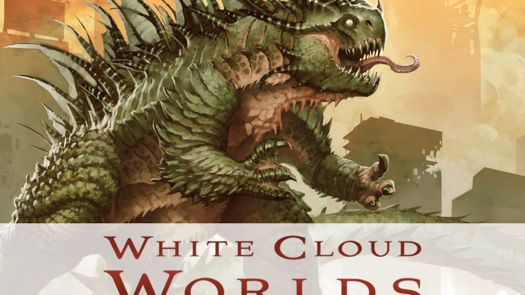 White Cloud Worlds - Volume 3 project video thumbnail