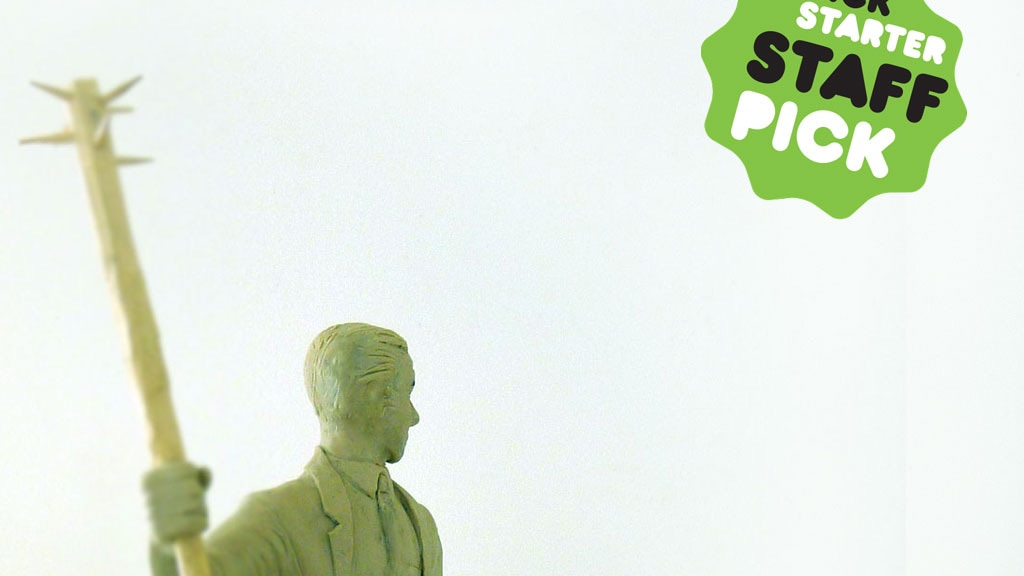 Green Plastic Businessmen project video thumbnail