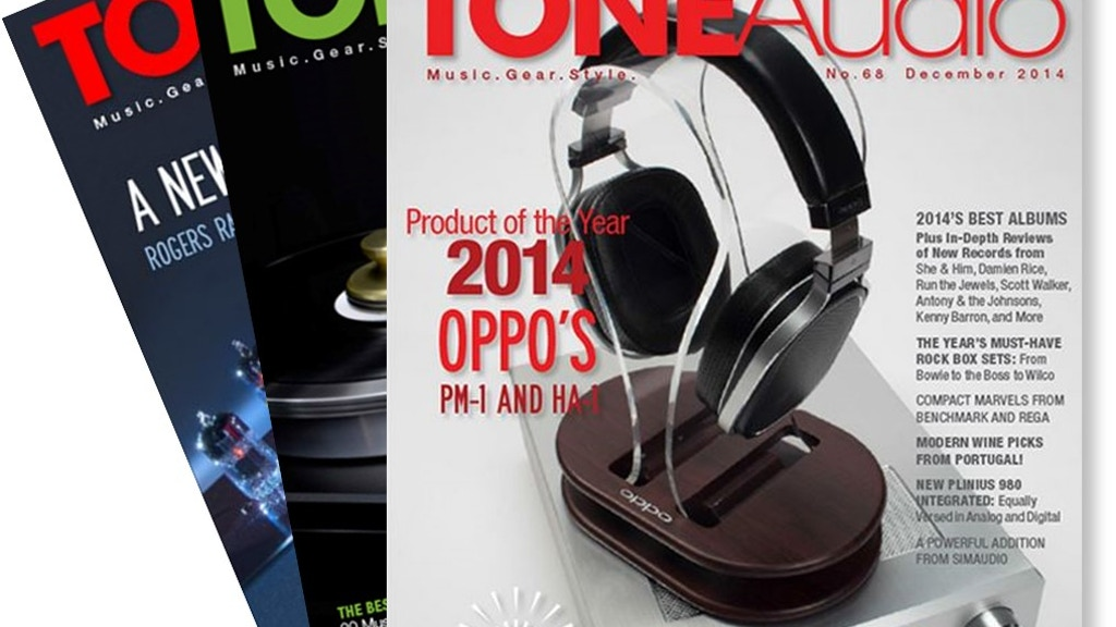 *New* Get two PRINT issues of TONEAudio! project video thumbnail