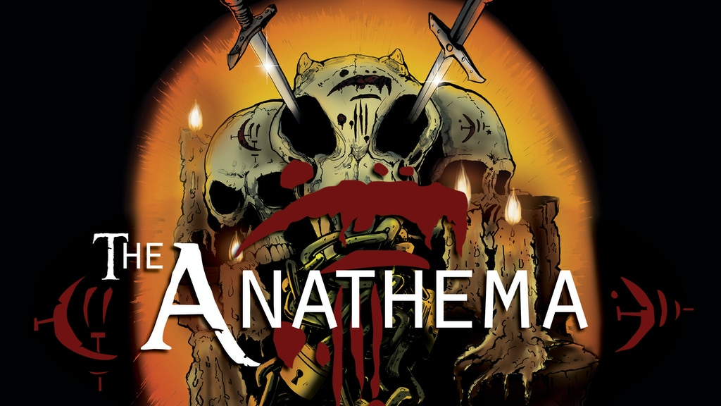 The Anathema Issue 1 Graphic Comic Book Series project video thumbnail