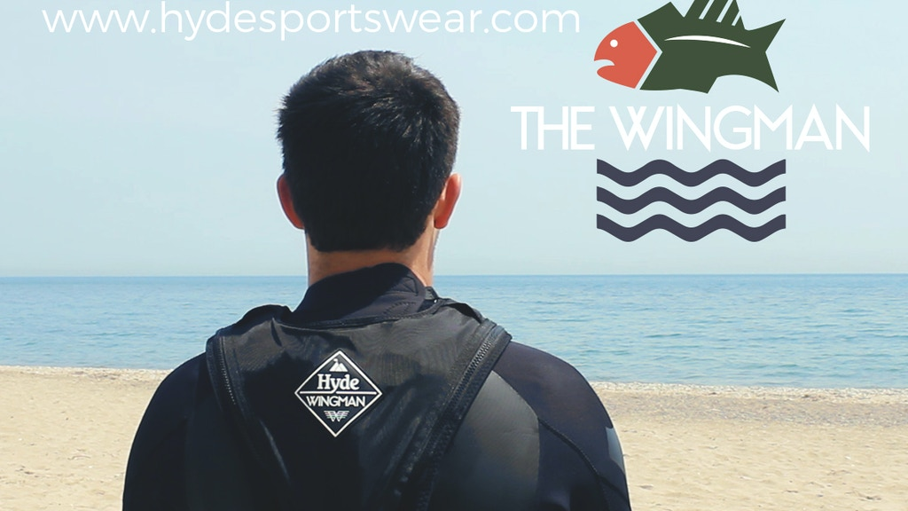 The Wingman: The First Life Jacket You'll Want to Wear project video thumbnail