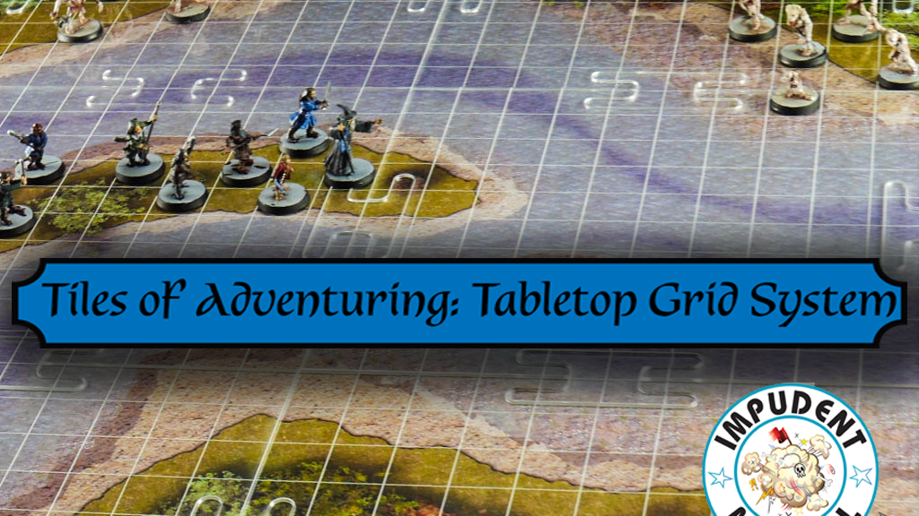 Tiles of Adventuring: Tabletop Grid System project video thumbnail