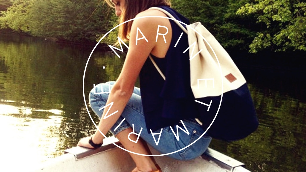 MARIN ET MARINE - Handcrafted Sea Bags from Berlin project video thumbnail