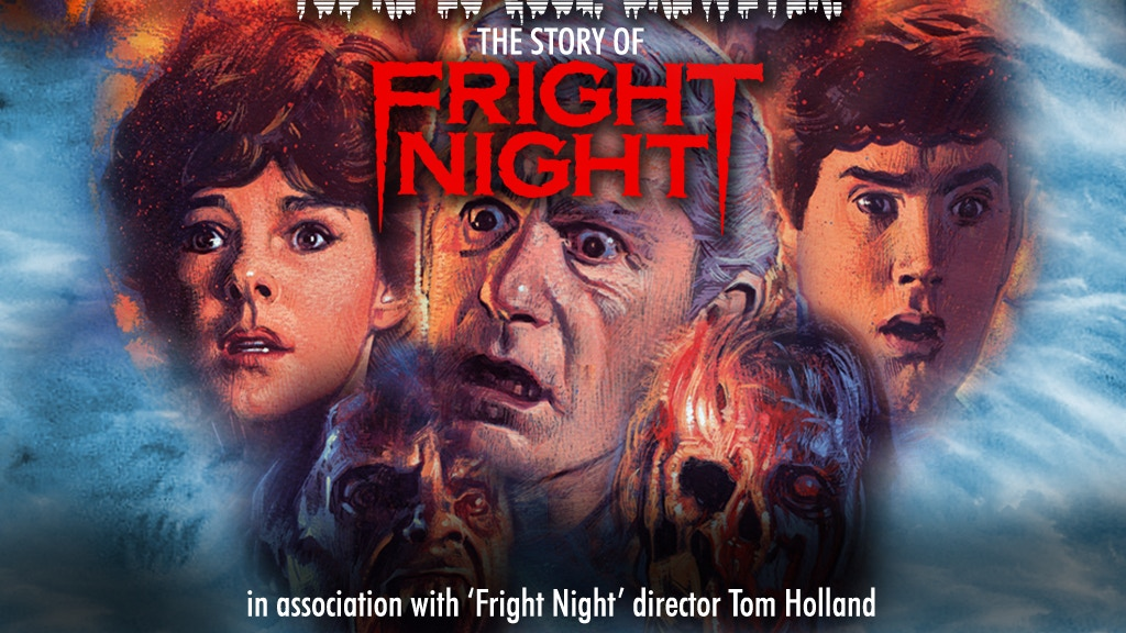 You're So Cool, Brewster! The Story of Fright Night Doc project video thumbnail