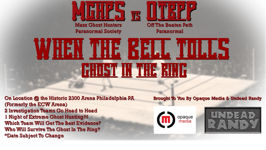 Project image for When The Bell Tolls... (Canceled)