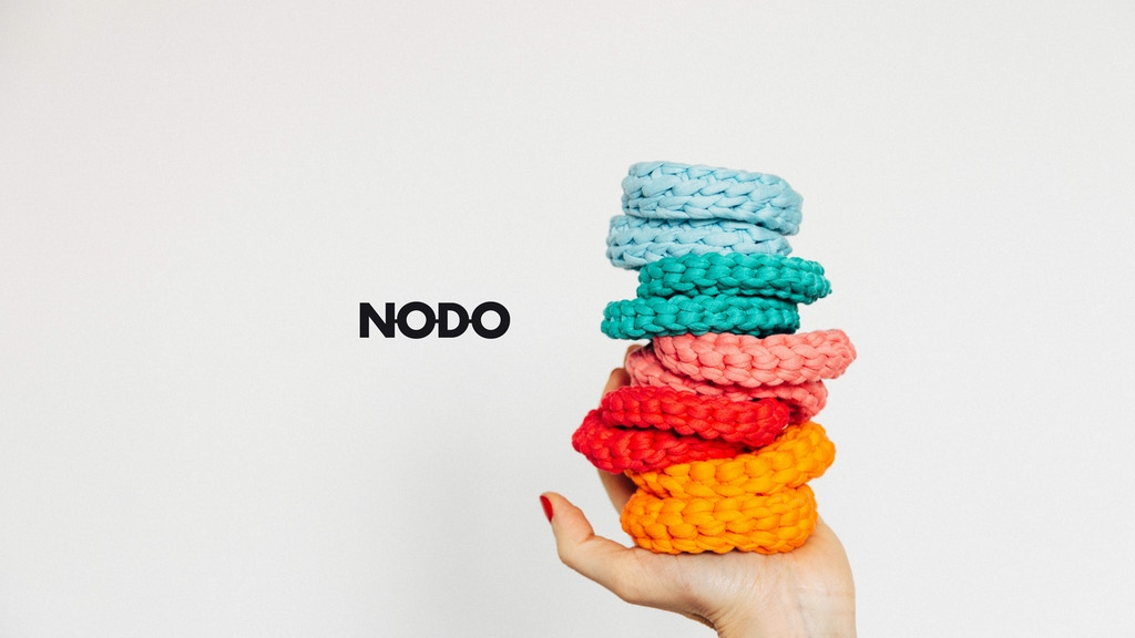 NODO Knotted Jewelry and Accessories project video thumbnail