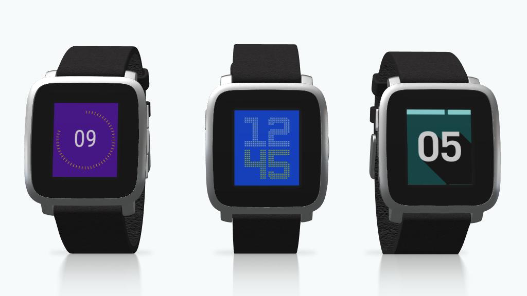 Kiezel Watchfaces for Pebble Smartwatch project video thumbnail