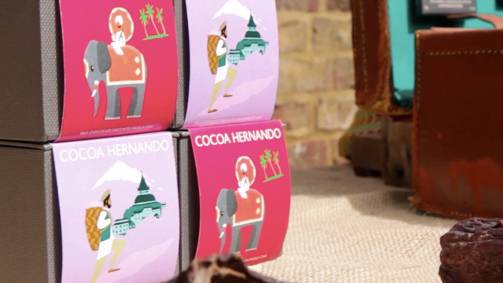 COCOA HERNANDO CHOCOLATE BOXES project video thumbnail