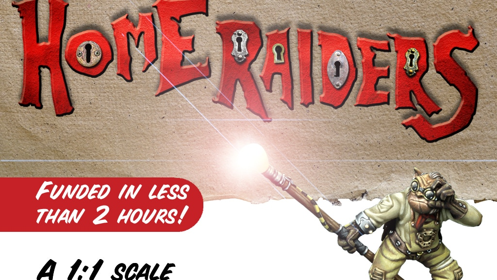 Home Raiders project video thumbnail