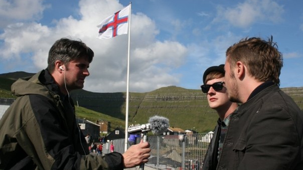 Season 7 of the Faroe Islands Podcast project video thumbnail