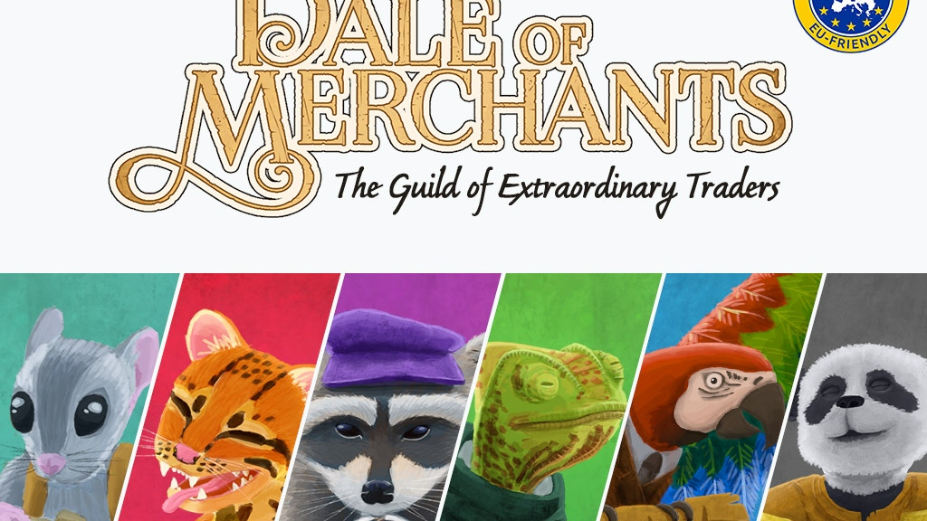 Dale of Merchants: The Guild of Extraordinary Traders project video thumbnail