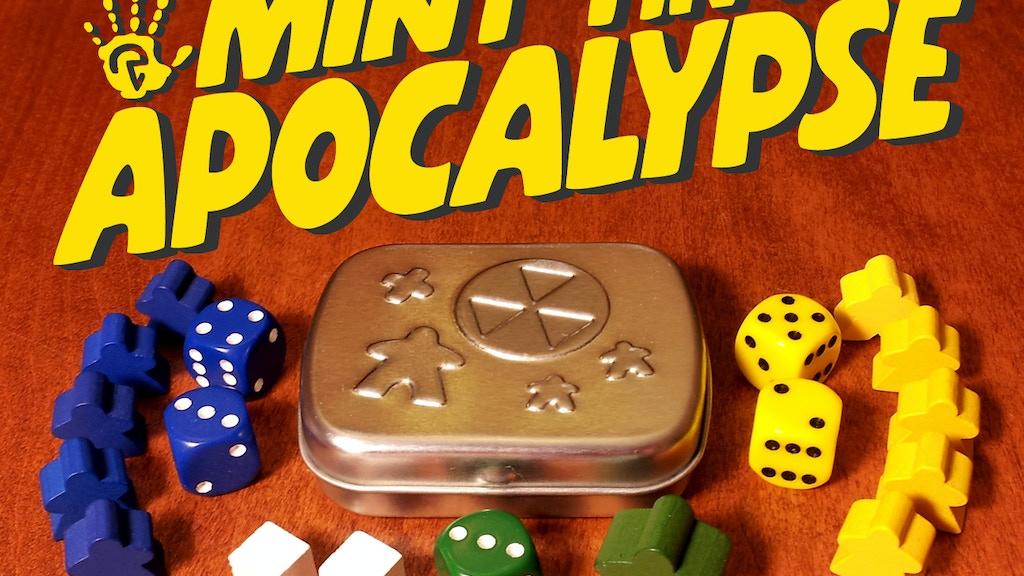 Mint Tin Mini Apocalypse project video thumbnail