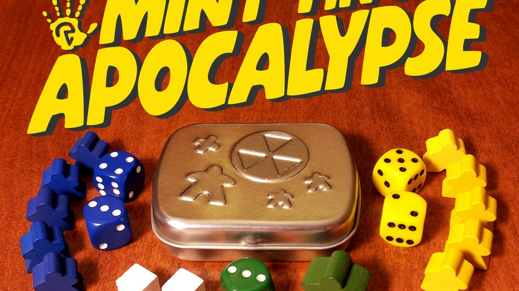 Mint Tin Mini Apocalypse project video thumbnail