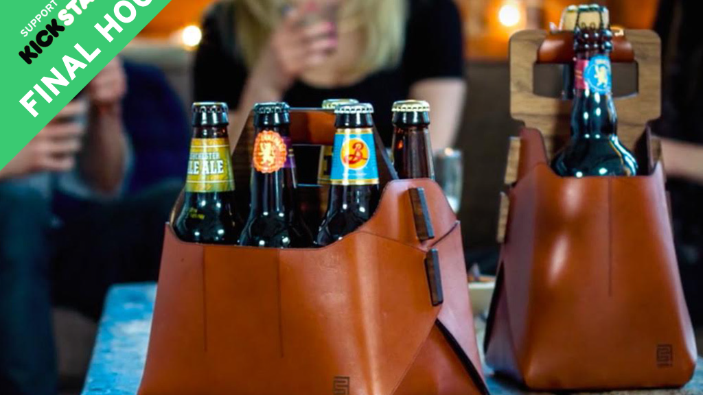 Sixfold: A well crafted carrier for well crafted beer & wine project video thumbnail