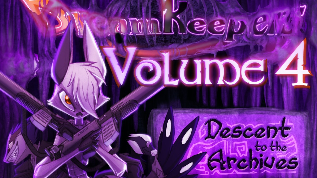 Dreamkeepers Volume 4:  Descent to the Archives project video thumbnail