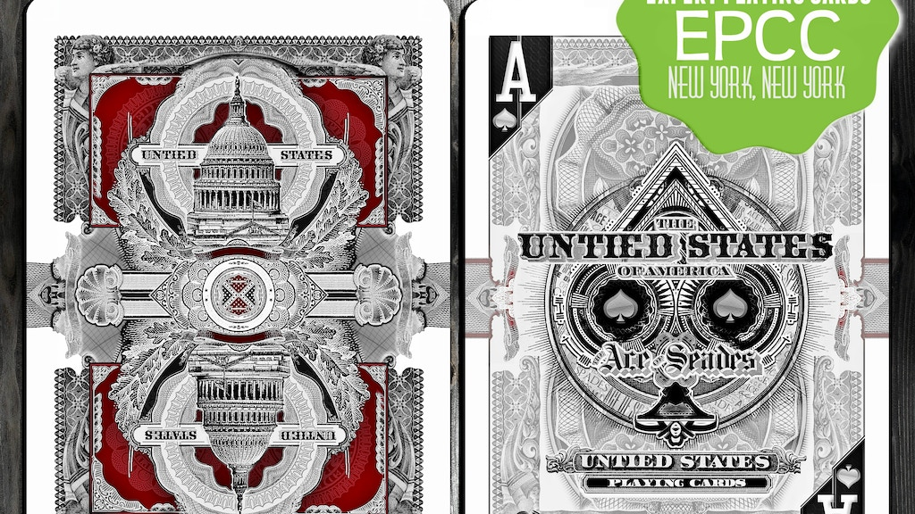 "UnTied States ""Capitalists"" Playing Cards (EPCC) Ember Waves project video thumbnail"
