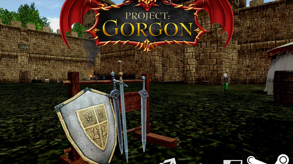 Project: Gorgon - PC MMO project video thumbnail