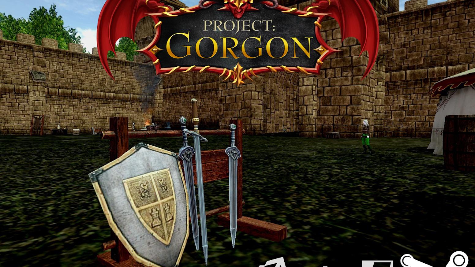 Project: Gorgon - PC MMO by Elder Game, LLC  — Kickstarter