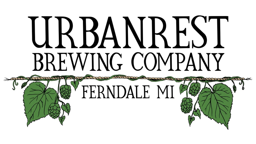 Urbanrest Brewing Company   New Brewery in Ferndale, MI project video thumbnail