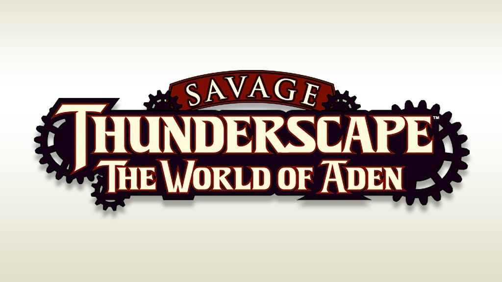 Savage Thunderscape! project video thumbnail