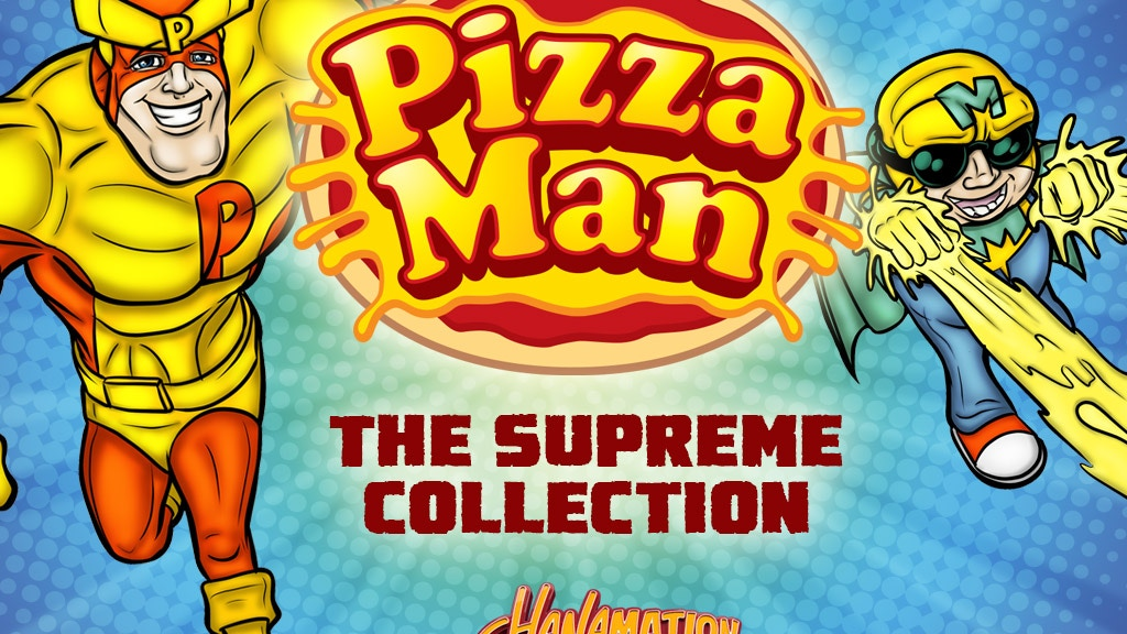 Pizza Man - The Supreme Collection project video thumbnail