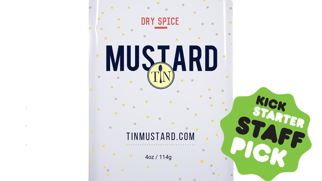 Dry Mustard Blend - The Ultimate Food Enhancer - Tin Mustard project video thumbnail