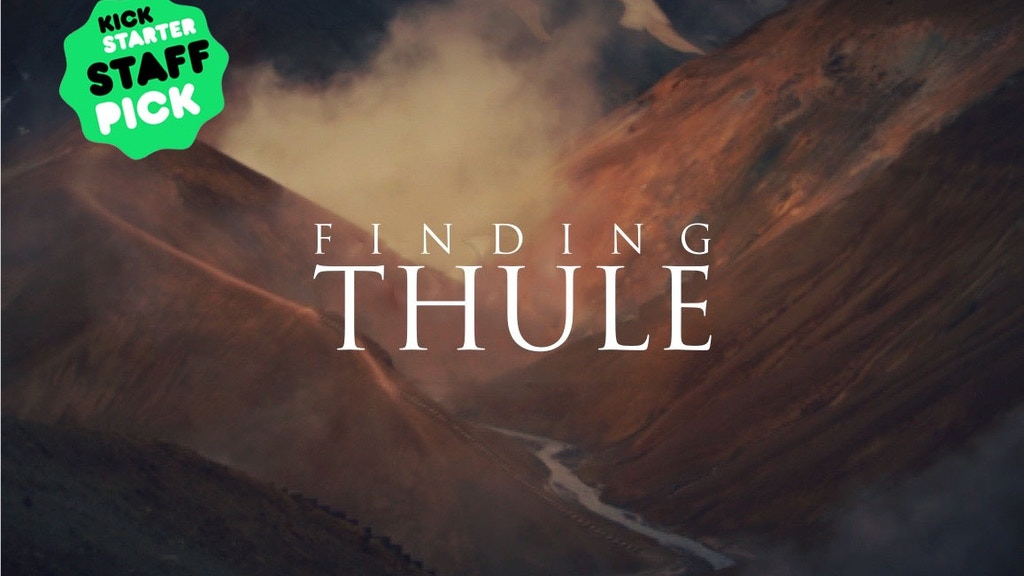 FINDING THULE project video thumbnail