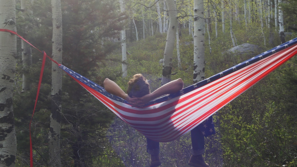 Litho Hammocks | Re-inventing the Hammock project video thumbnail
