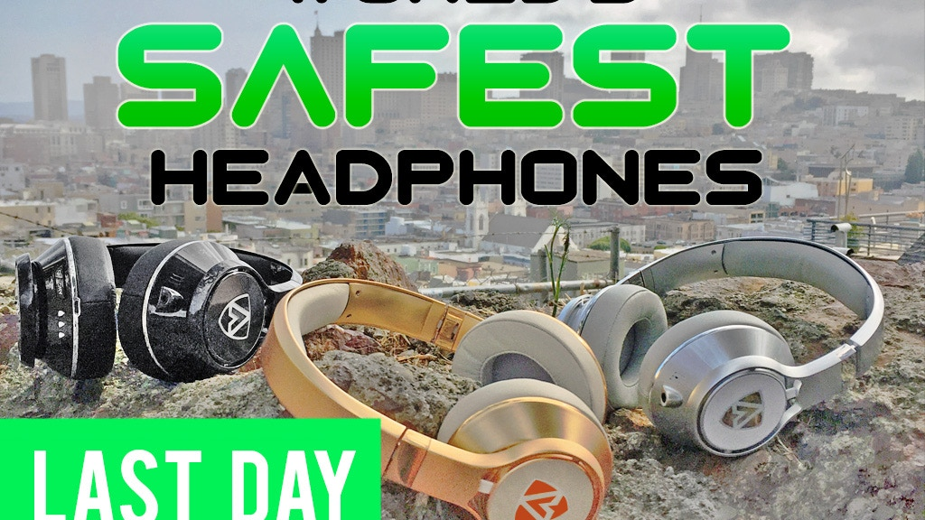 16-Year-Old Designs AEGIS Headphones to Prevent Hearing Loss project video thumbnail