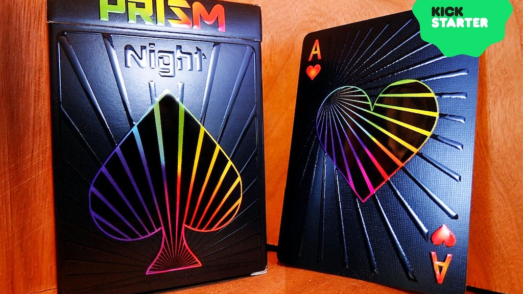 Project image for PRISM: Night Playing Cards (Canceled)