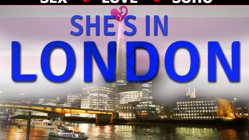 She's in London - a lesbian, bi, queer (LBQ) webseries project video thumbnail