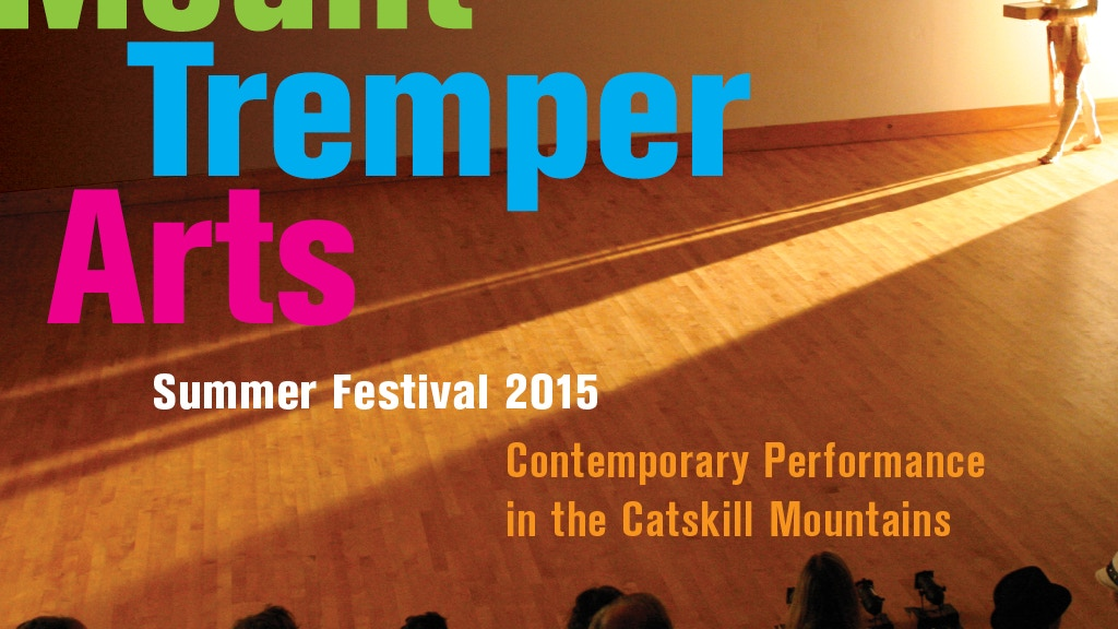 Mount Tremper Arts Summer Festival 2015 project video thumbnail