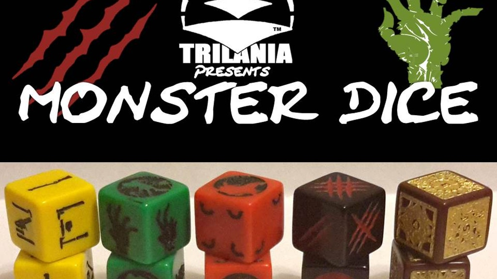 Monster Dice project video thumbnail