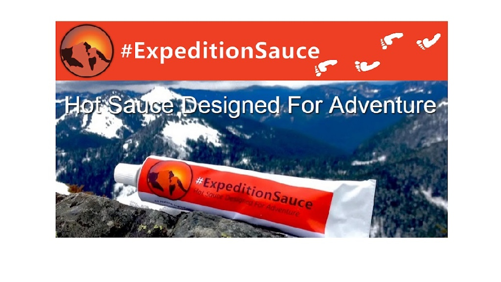 Expedition Sauce: Hot Sauce Designed for Adventure project video thumbnail