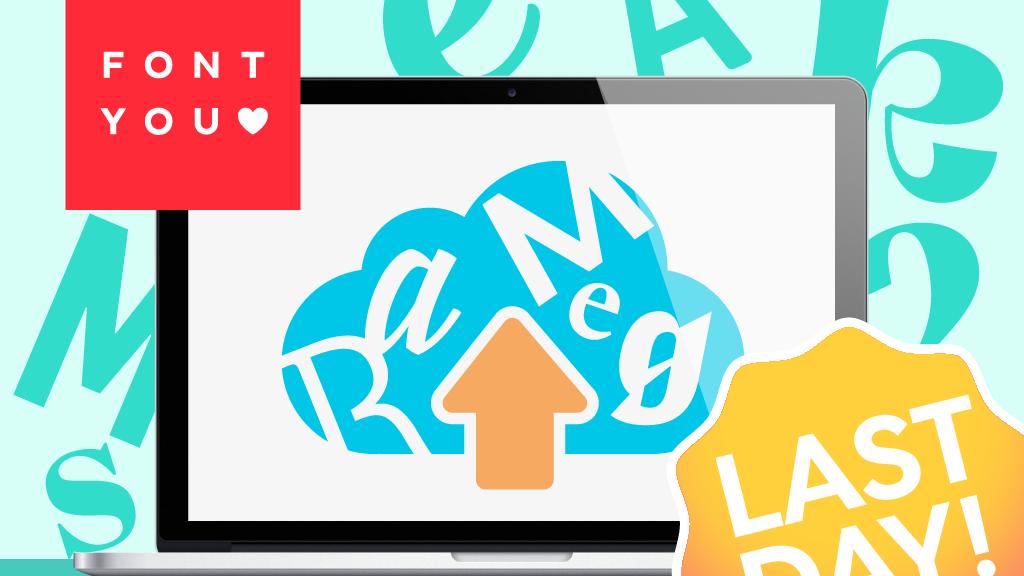 Miniature de la vidéo du projet Fontyou — Simplify your typographic life