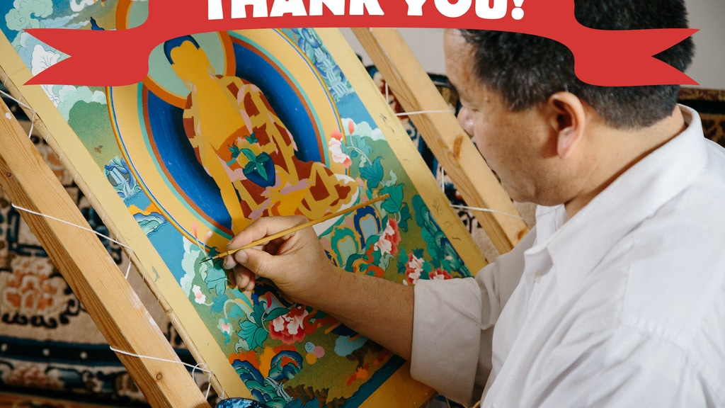 Arts in Exile: Tibetan Treasures in Small Town America project video thumbnail