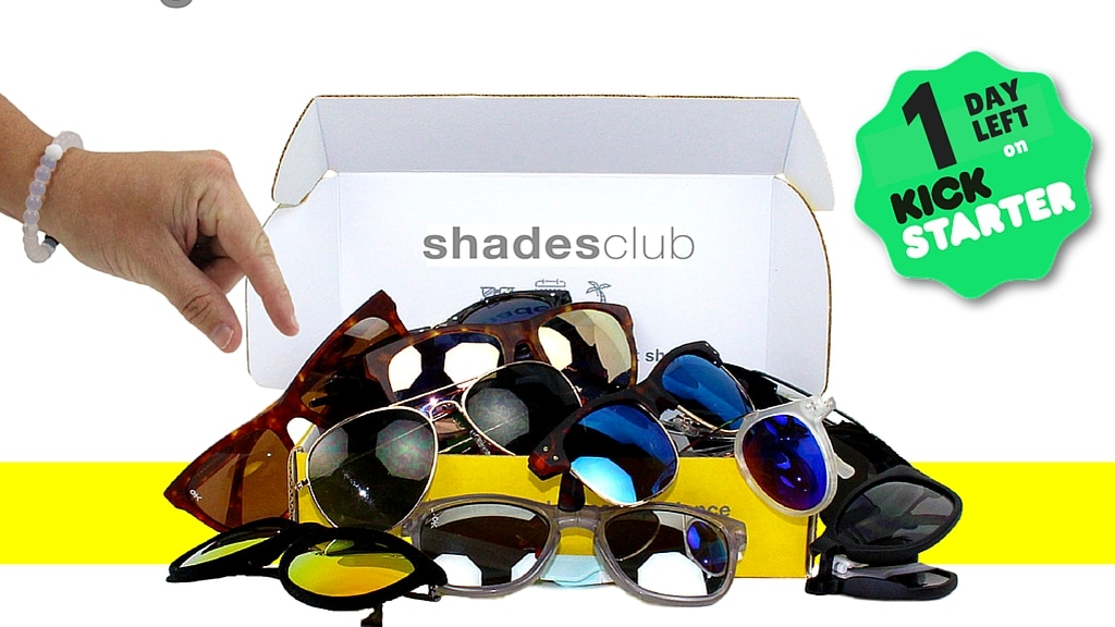 The World's 1st subscription box for sunglasses. Finally own your dream collection for just $20 a month. Stop overpaying. Start living.