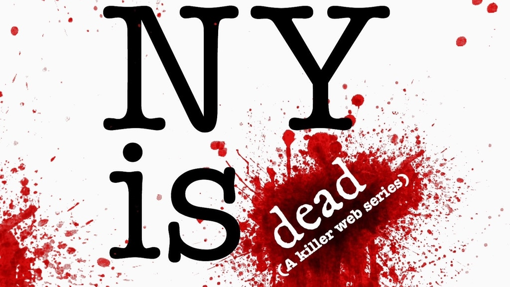 New York Is Dead project video thumbnail