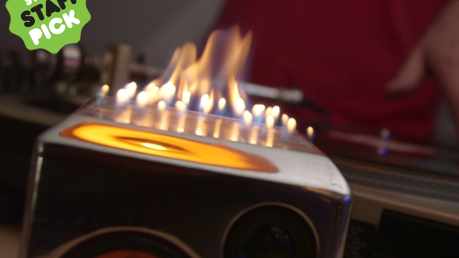 Like fire? LOVE music? Now you can combine the two! Introducing: The Sound Torch - world's FIRST affordable PyroBoard