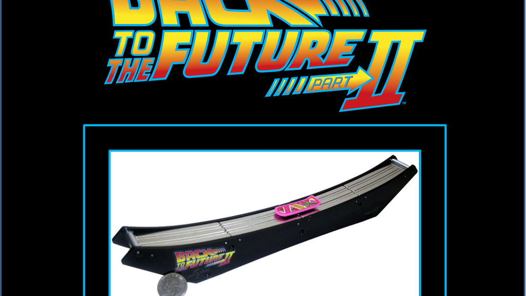 Back to the Future Part II Miniature Desktop Hover Boards project video thumbnail