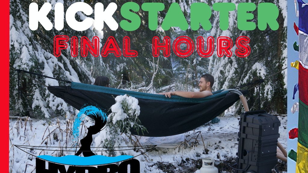 The Hydro Hammock, Swinging Pool and Hydro Trampoline project video thumbnail