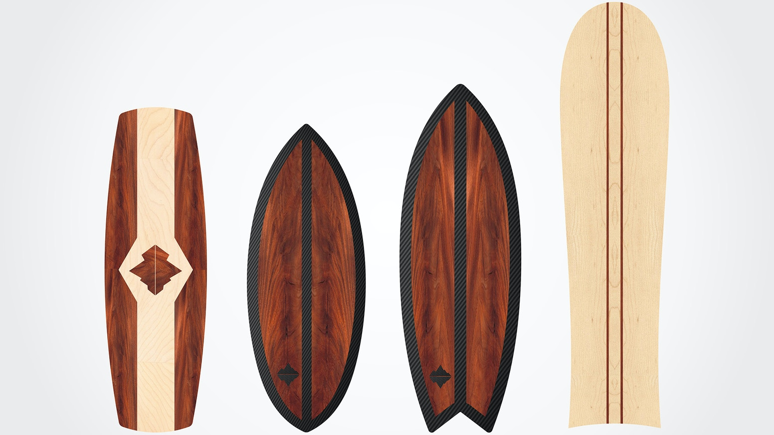 Wakeboards, wakesurfs & alaias designed and handcrafted in France. Each board has a story. Make your own.