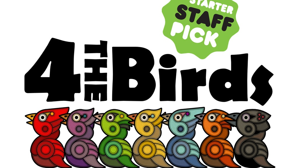 """This Boardgame is """"4 the BIRDS!"""" project video thumbnail"""