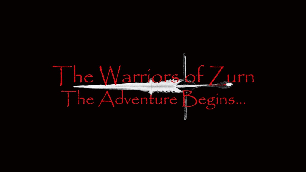 The Warriors of Zurn Roleplay Game project video thumbnail