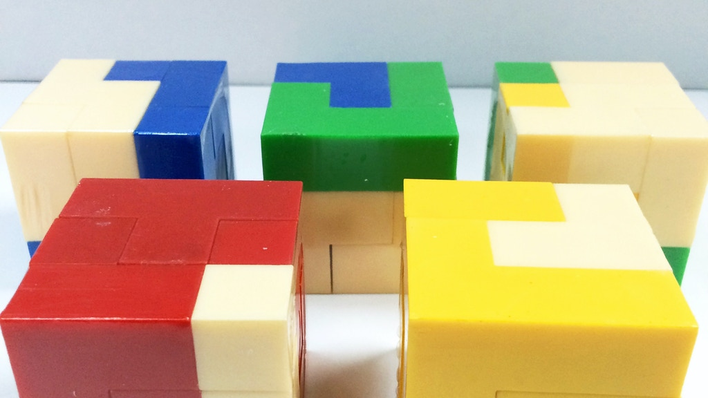 Zobrist Cube: Game for the Brain! For the Schools Edition project video thumbnail