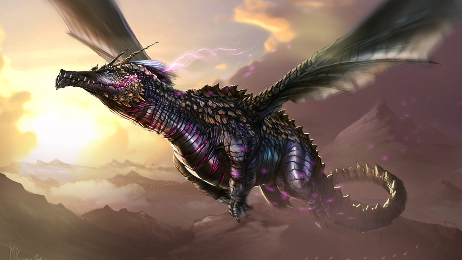 In The Company of Dragons (Pathfinder Roleplaying Game) by Steve