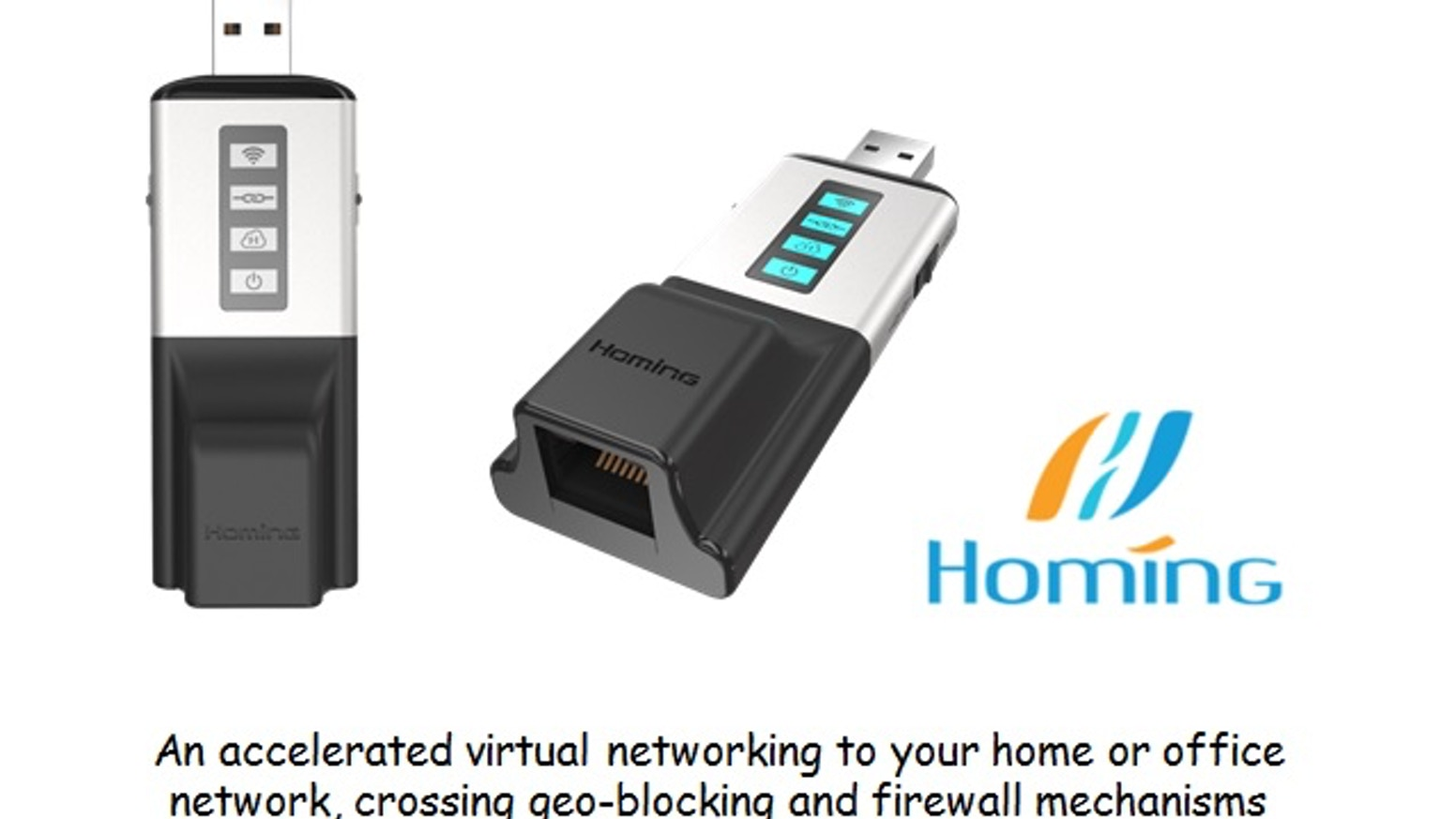 It's not VPN, it's AlwaysHome! Take your content worldwide