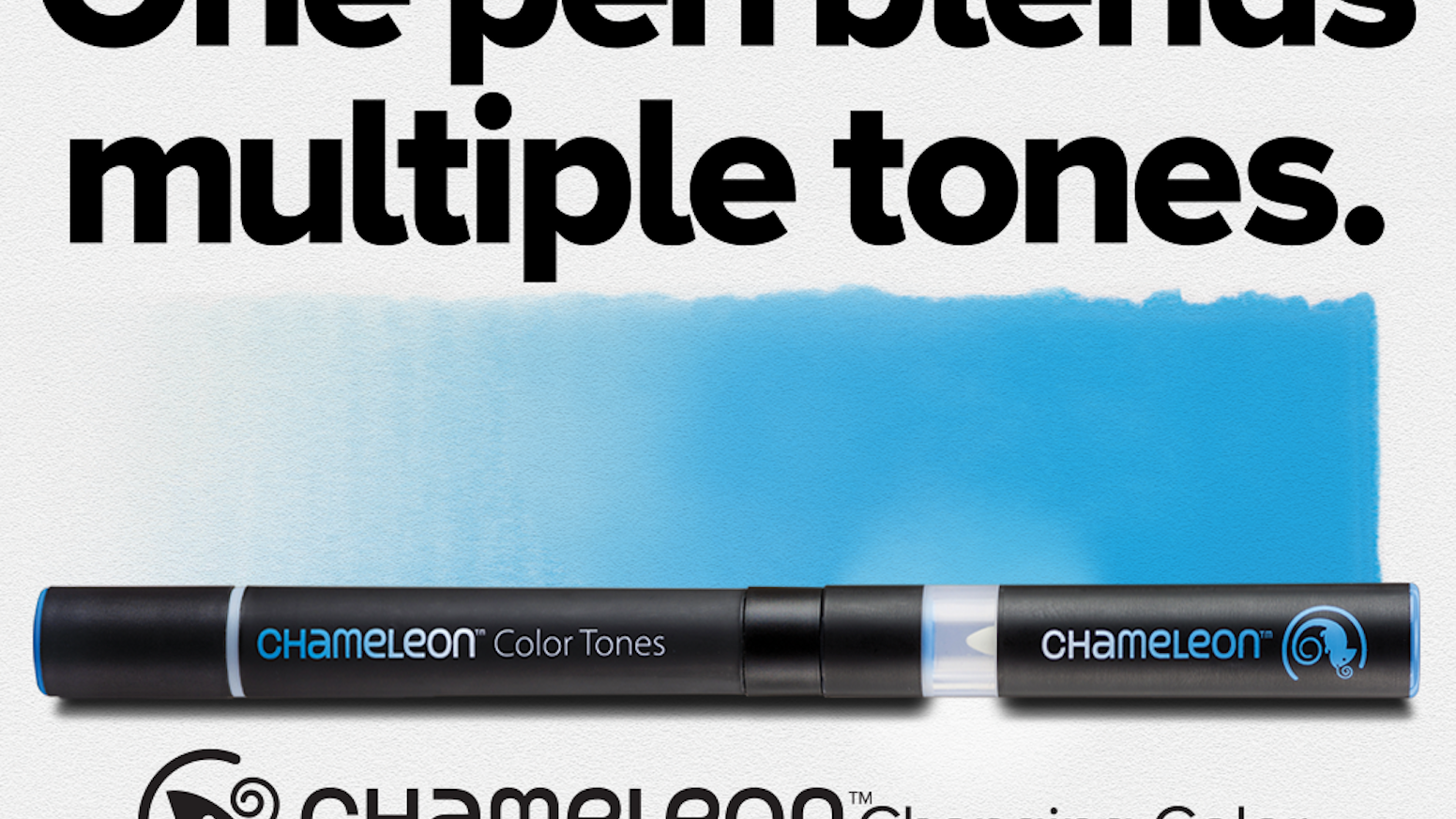 Get Depth and Dimension, Highlights, Shadows and Shading All From ONE Pen!