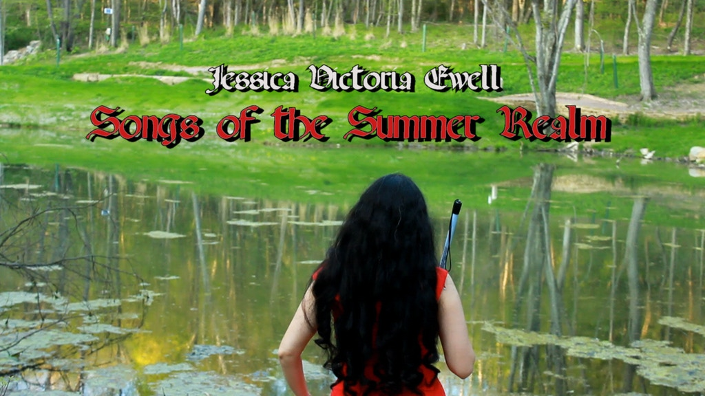 SONGS OF THE SUMMER REALM: Arthurian Celtic Fusion Album project video thumbnail